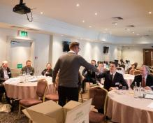 Business Seminar - Matt Richardson Recognition Exp